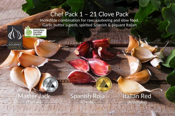 CLOVE PACK - CHEF PACK ONE - 21 CLOVE