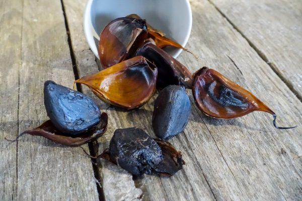 Porsono Aged Black Garlic