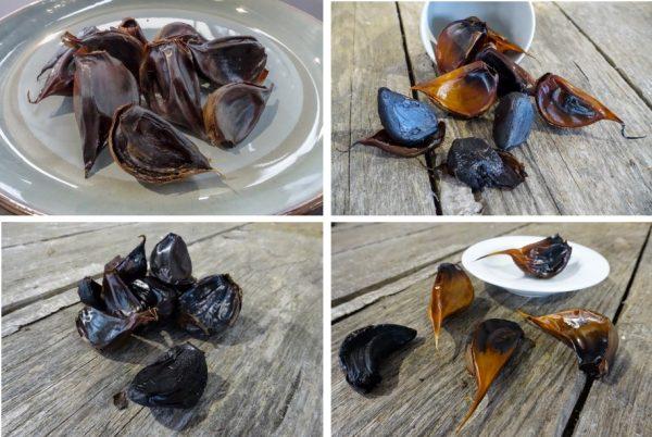 ALL 4 Black Garlic